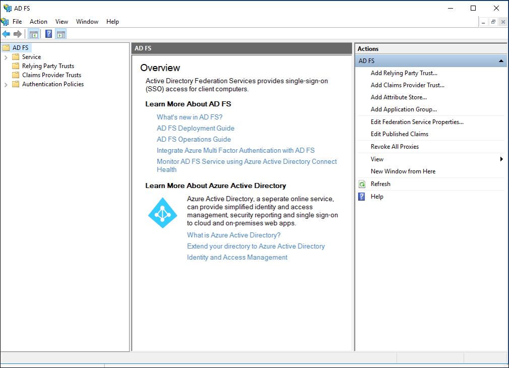 Configuring ADFS for Office 365 | MSB365