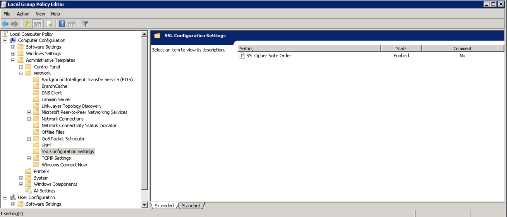 Enable TLS 1 2 and disable SSL 3 0 on Exchange Servers | MSB365